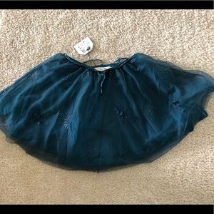 NWT Zara girls skirt